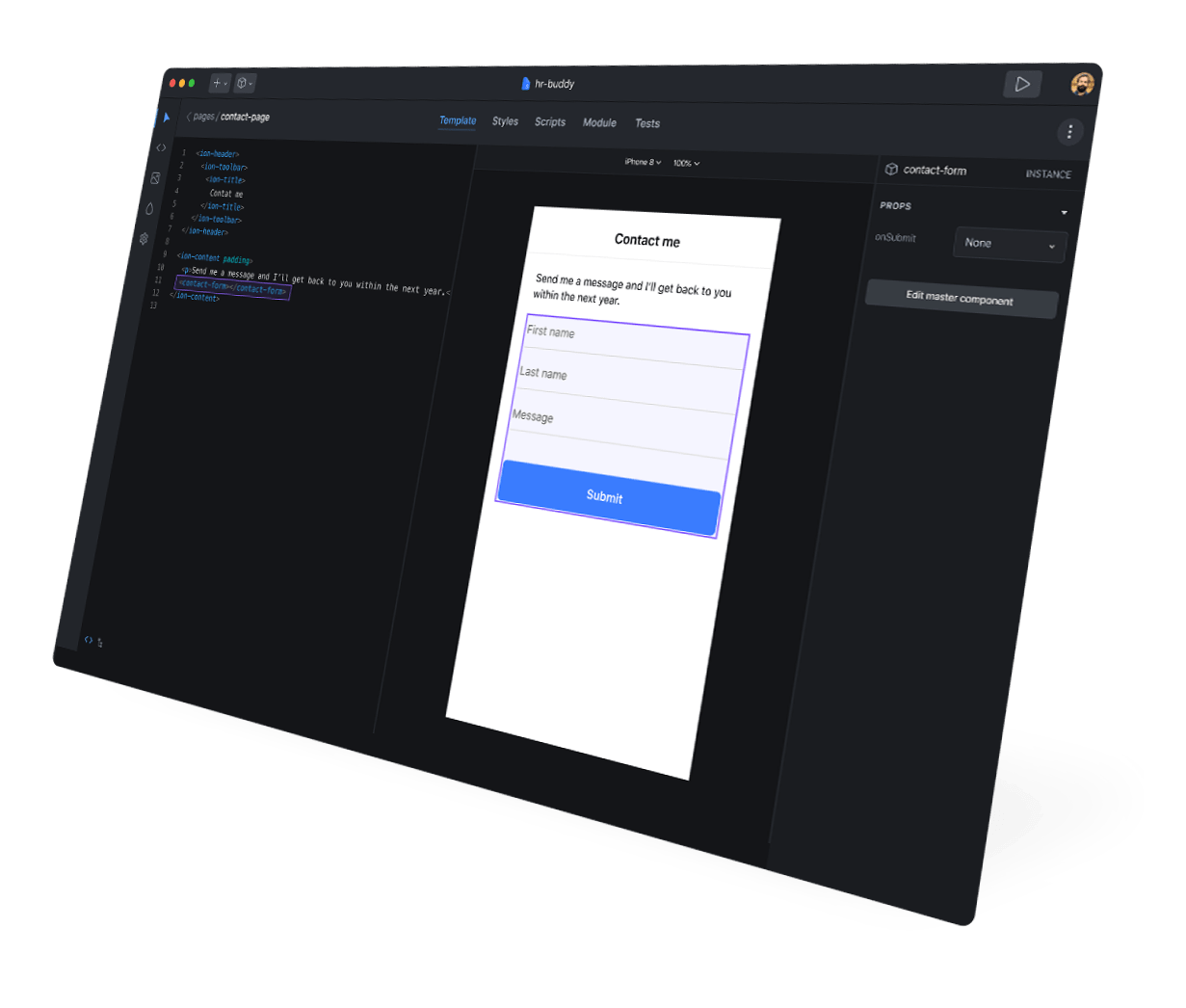 Simple App Creator to Go Beyond Prototyping - Ionic Creator