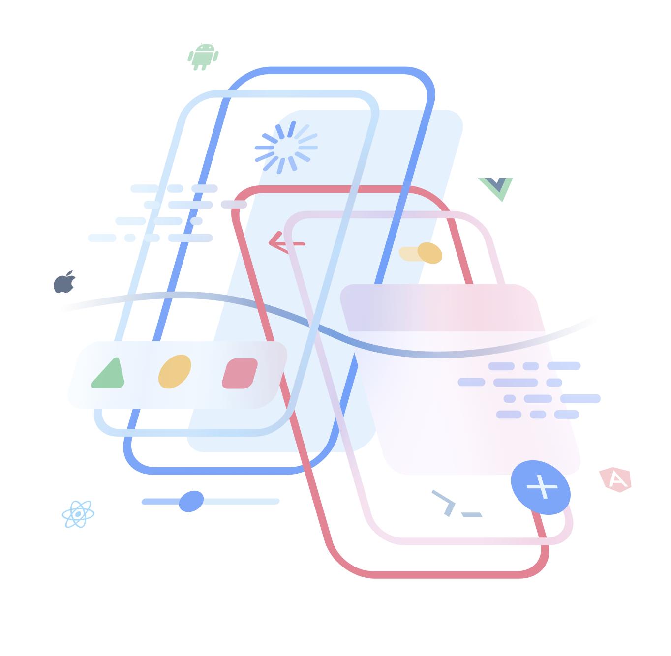 Ionic - Cross-Platform Mobile App Development