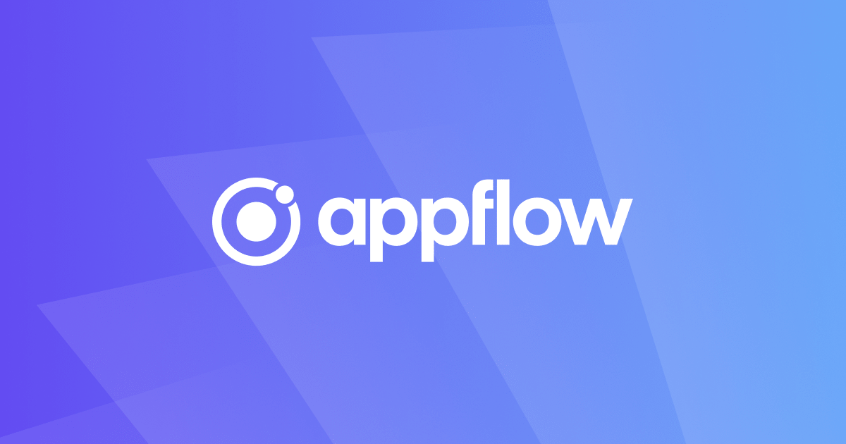 Ionic Appflow Accessible Devops For All
