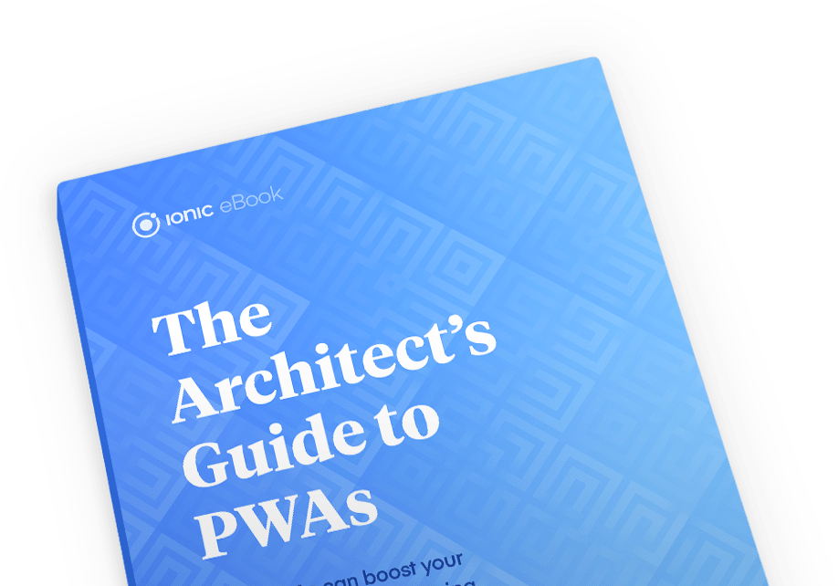Guide for architects building progressive web apps